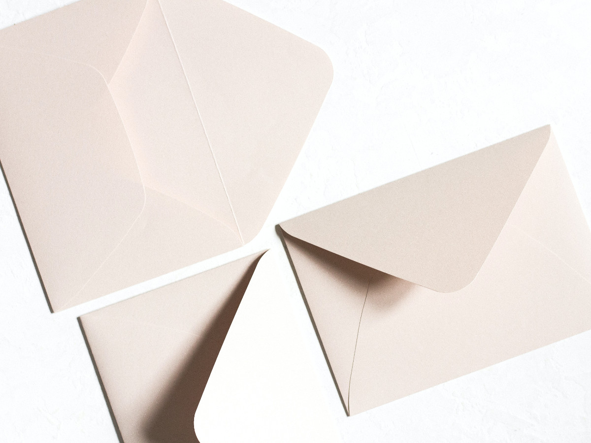 Three Envelopes