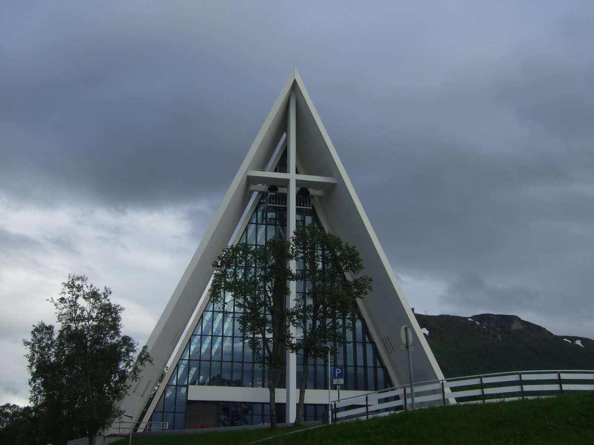 Tromso Arctic Cathedral