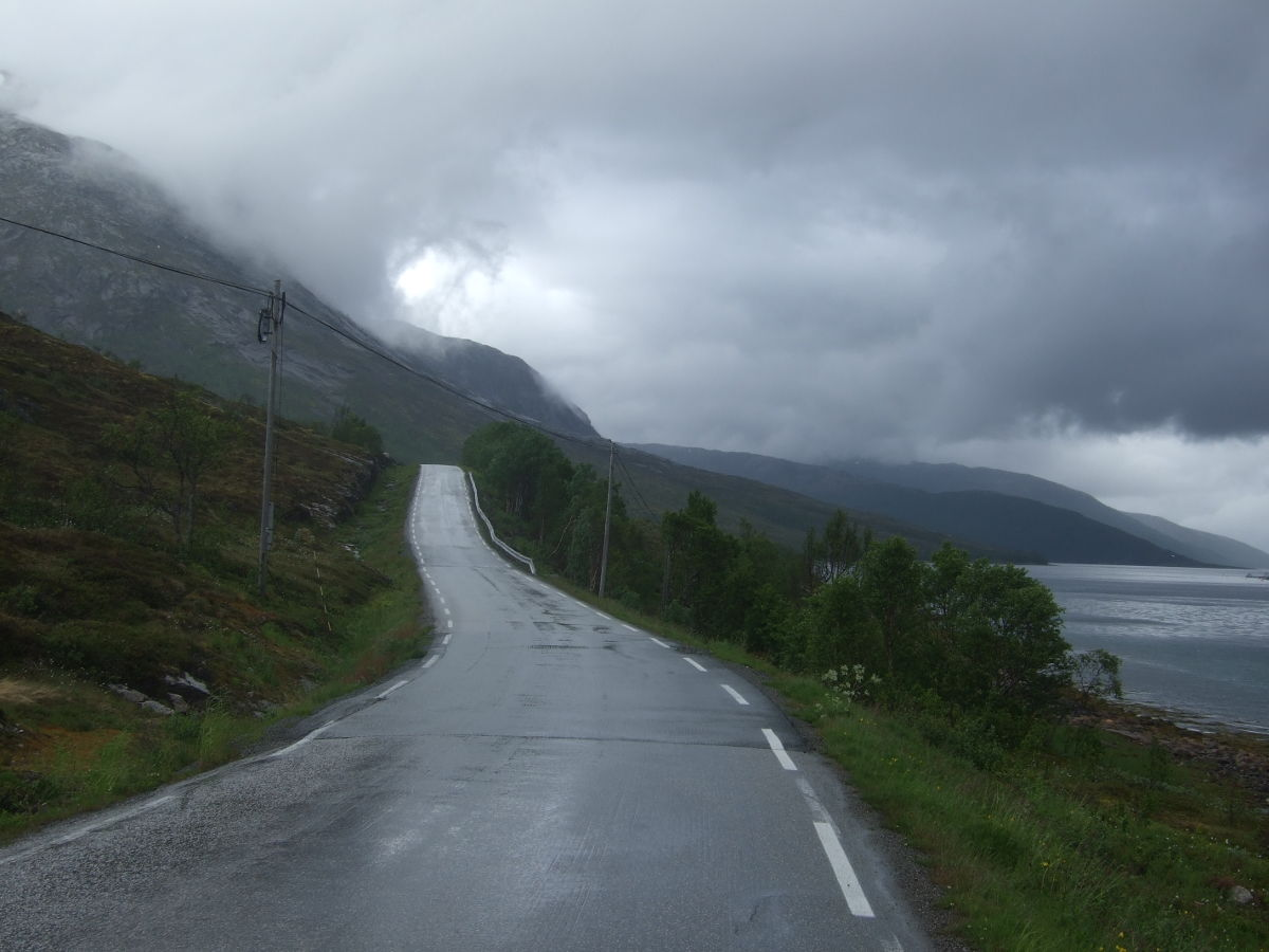 Road to Tromvik